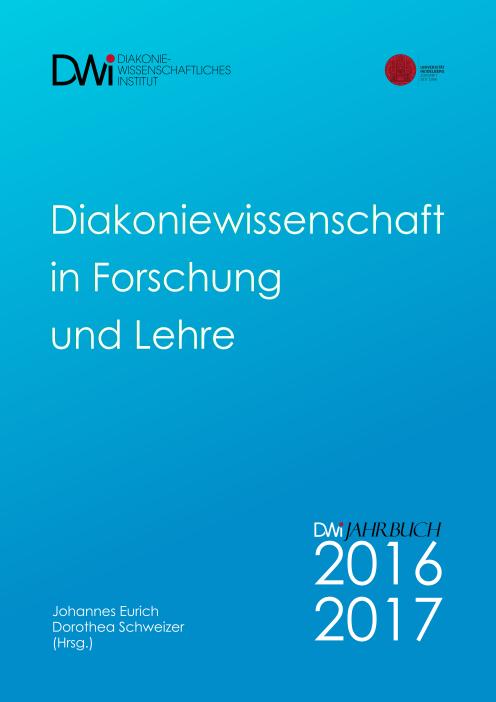 Diaconia 2017 Vol. 8, Issue 1   Zeitschriften und …